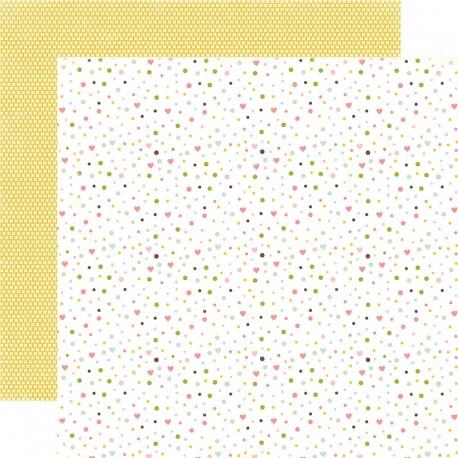 Carta Echo Park - Bundle of Joy - Baby Confetti