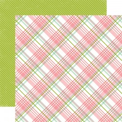 Carta Echo Park - Bundle of Joy - Baby Girl Plaid