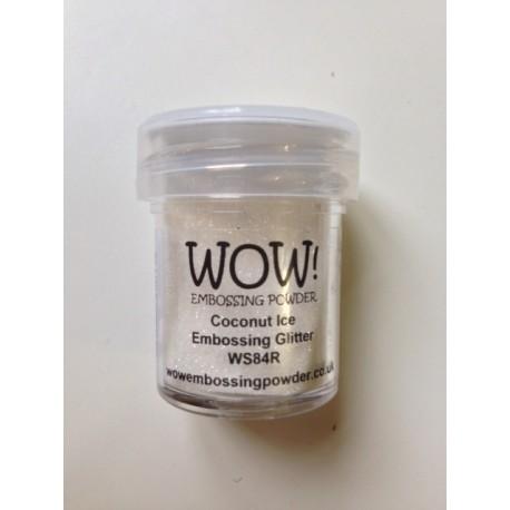Wow! - Glitter Coconut Ice