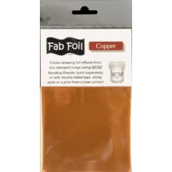 Wow! Fab Foil - Copper