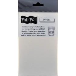 Wow! Fab Foil - White