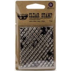 Timbro clear Finnabair - Wire Net