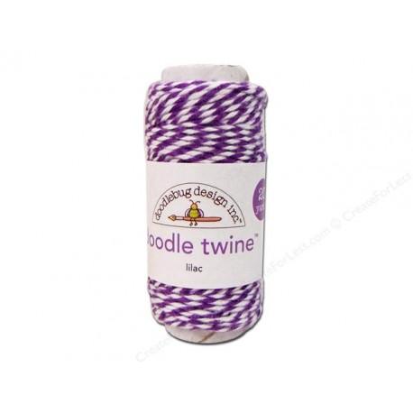 Twine Doodlebug Design - Lilac