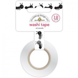 Washi Tape - Doodlebug design - Ant Parade