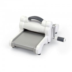 Sizzix Big Shot Machine Only (White & Gray)