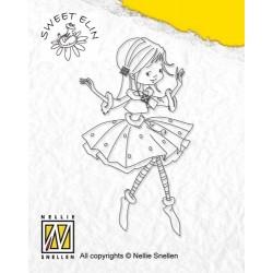 Timbro Clear Nellie Snellen - Ballerina