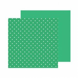 Cartoncino Kesi'Art - Little Dots - Acqua Green