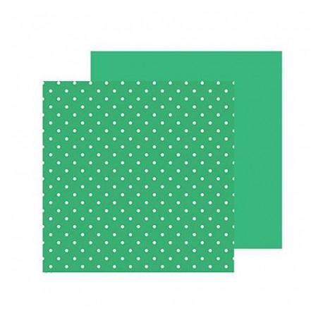 Cartoncino Kesi'Art - Little Dots - Acqua Green