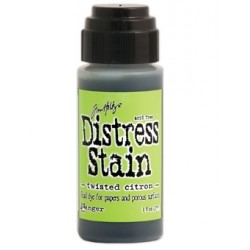 Tintura Distress Stain - Twisted Citron