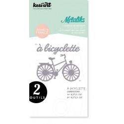 Fustella Kesi'Art - Métaliks A Bicyclette