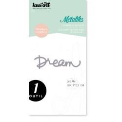 Fustella Kesi'Art - Métaliks Dream