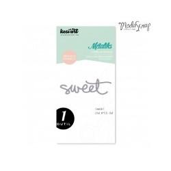 Fustella Kesi'Art - Métaliks Sweet