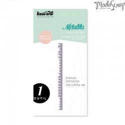 Fustella Kesi'Art - Métaliks Notebook