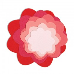 Fustella Sizzix Framelits - Flowers