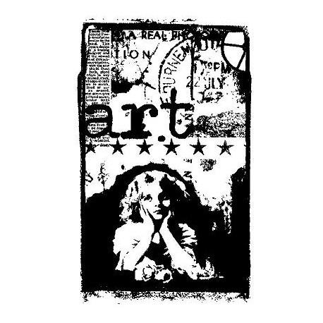 Timbro Legno Reprint - Kollage Art