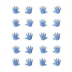 Brads ferma campione Artemio - Azzurro Mani
