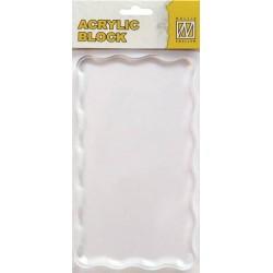 Base trasparente Nellie Snellen - 16 x 9 cm