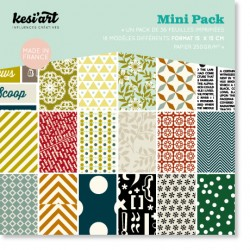 Kesi'art Mini pack Edito 6x6 pad