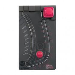 Pinwheel punch board - We R Memory Keepers