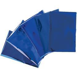 Fogli metallici We R Memory Keepers - Heat Wave - Blue