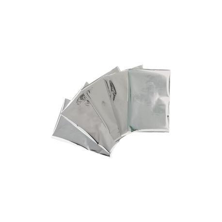 Fogli metallici We R Memory Keepers - Heat Wave - Silver