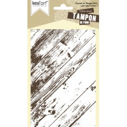 Timbro cling Kesi'Art - Wood