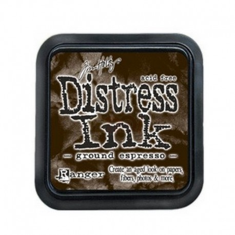 Tampone distress - Ground Espresso