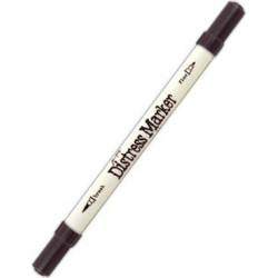 Pennarello Tim Holtz - Distress Marker - Ground Espresso