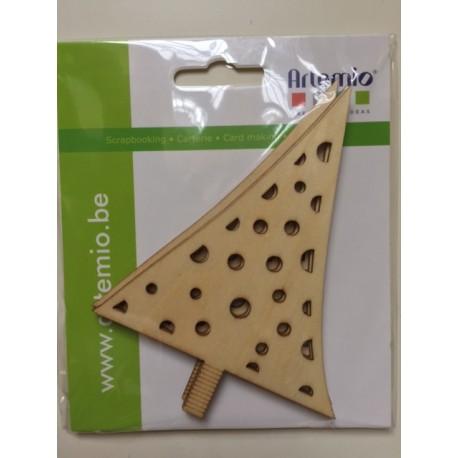 Abbellimenti in legno Artemio - Albero Natale