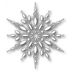 Fustella Memory box - Spectacular Snowflake