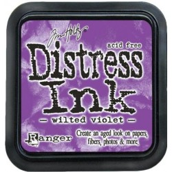 Tampone distress - Wilted Violet