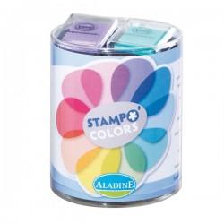 Confezione Tamponi Aladine IZINK - Pastel