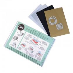 Sizzix - Inksheets Starter Kit