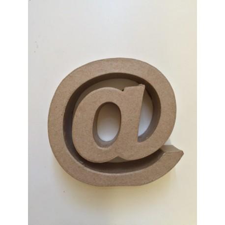 Lettera in Cartone Efco - @