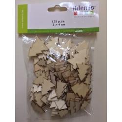 Abbellimenti in legno Artemio - Abeti