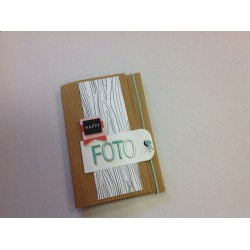 Kit Progetto Roberta 'Mini Album Happy Photo'