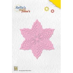 Fustella Nellie Snellen - Poinsettia