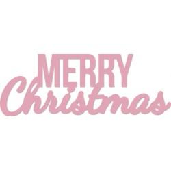 Fustella KaiserCraft - Merry Christmas