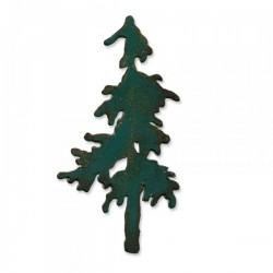 Fustella Sizzix Bigz T. Holtz - Pine Tree