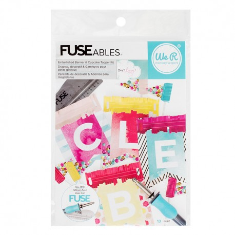 We R Memory Keepers - Fuse Ables - Dear Lizzy