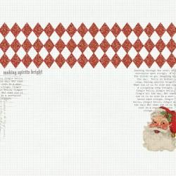 Carta Teresa Collins - Santa's List - Santa