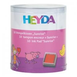 Confezione Tamponi Heyda - Sunrise