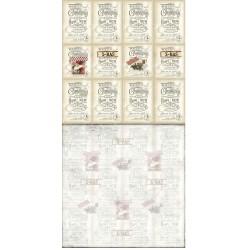 Carta Reprint Hobby - Merry Christmas