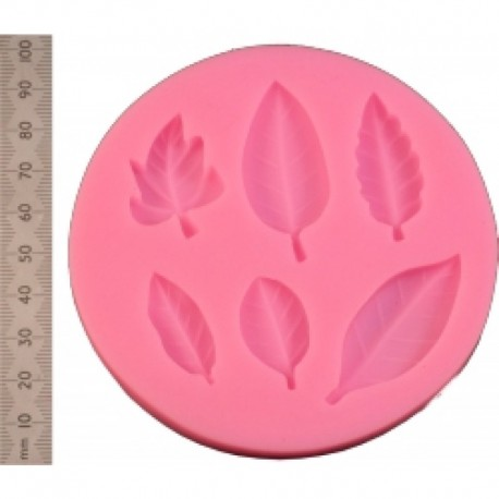 Wow! - Stampo in silicone - Autumn Leaves