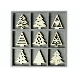 Abbellimenti in legno Knorr Prandell - Xmas Tree