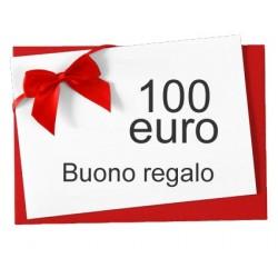 Buono regalo valore 100€