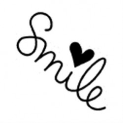 Timbri clear Artemio + Base - Smile