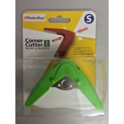 Photo-Max - Corner Cutter II - Round & Inverted S